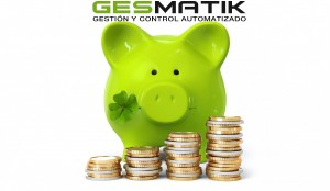 gesmatik ahorro control eficiencia vending industrial